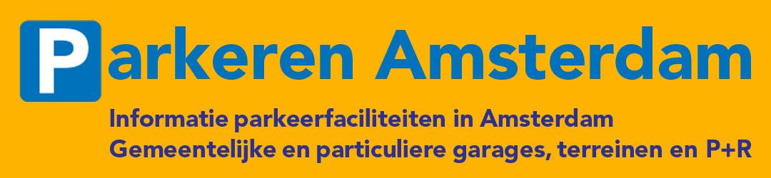 Parkeren Amsterdam